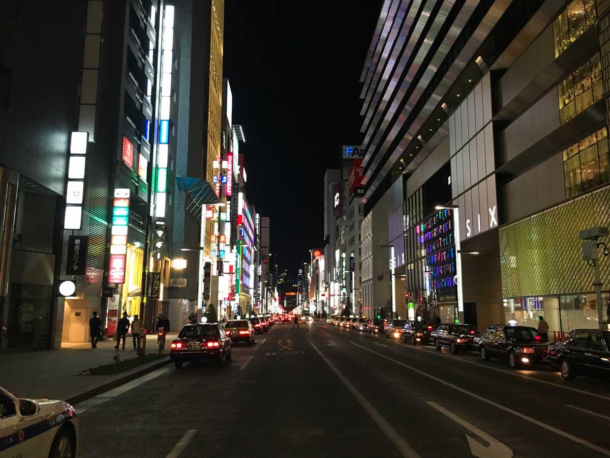 Légende japon-tokyo